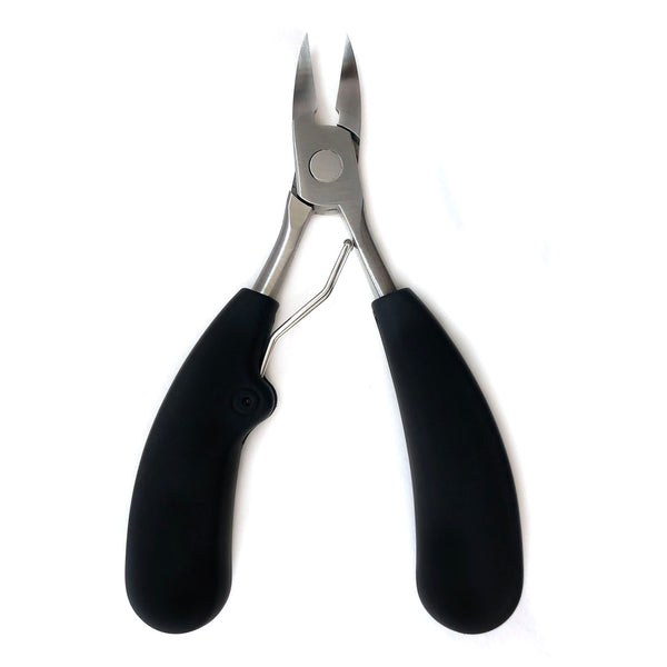 Kohm WHS-800 - Easy Grip Handle Toenail Nipper for Thick Nails