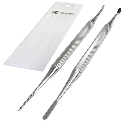 Kohm KP-7100 - Ingrown Toenail File & Lifter Set