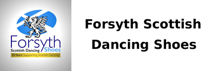 Billy Forsyth Scottish Dancing Shoes