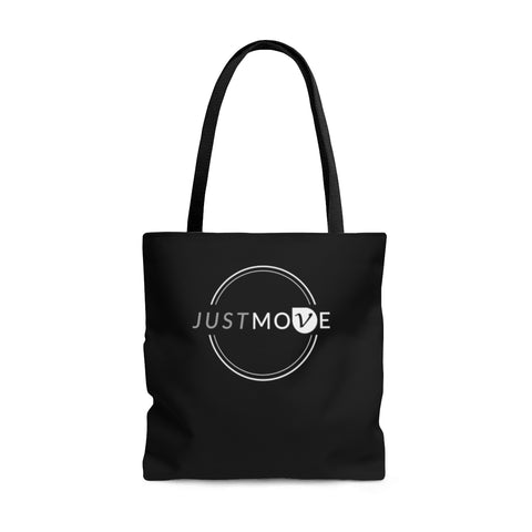 Just Move Black Tote Bag (2500 VimPoints + Shipping)