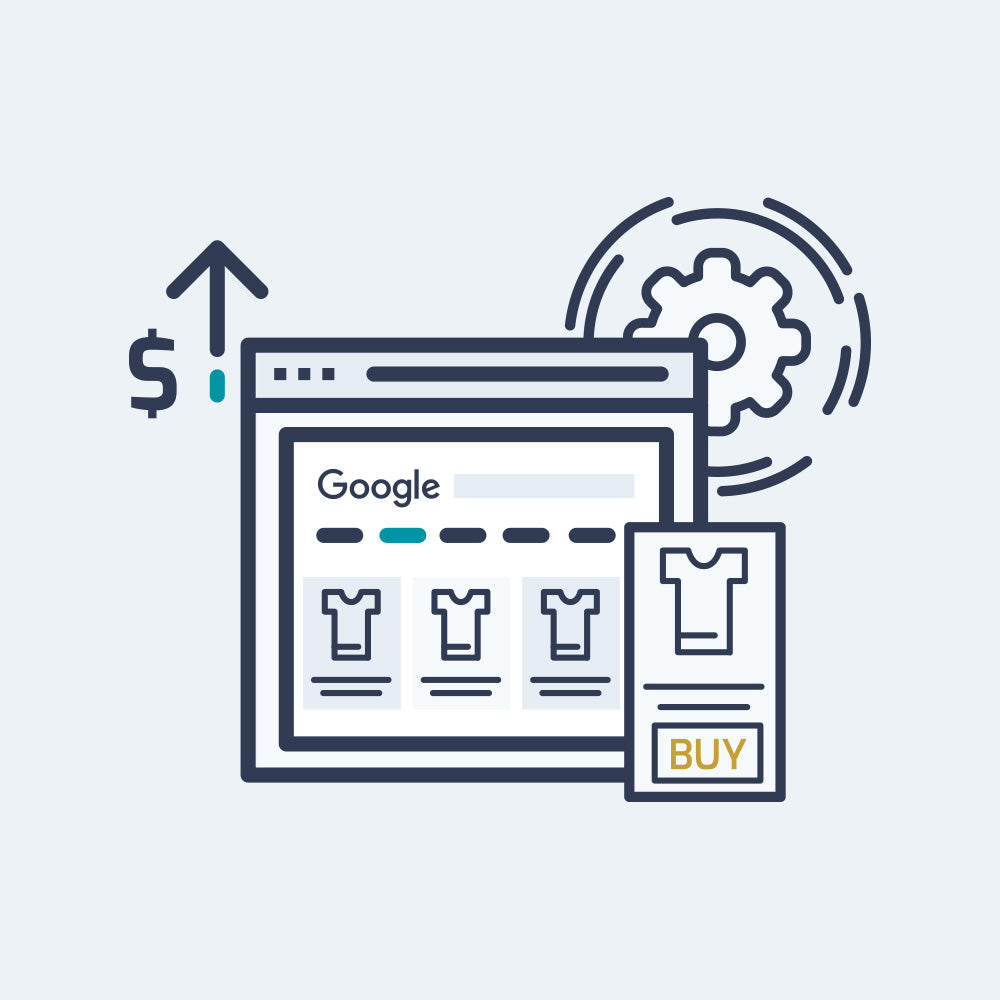 Configuración de Google Shopping