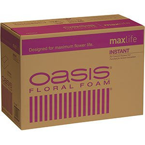OASIS Instant Floral Foam Maxlife Case-Floral Foam-Smithers-Oasis-48-