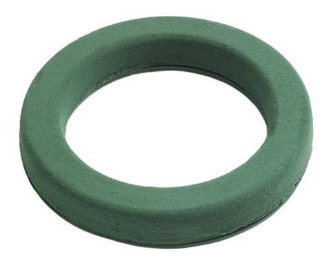 OASIS Ring Holder Floral Foam Wreath-Floral Foam Shapes-Smithers-Oasis-12 in-10-
