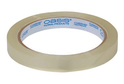 OASIS Clear Floral Tape-Florist Tape & Adhesives-Smithers-Oasis-1/2 in-48-