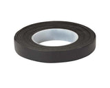 Floratape Stem Wrap-Florist Tape & Adhesives-Smithers-Oasis-Black-1/2 in-288