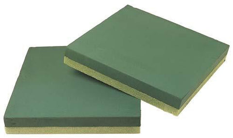 OASIS Sculpting Sheet Floral Foam Squares