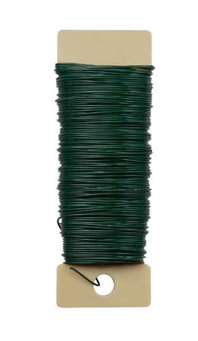 OASIS Paddle Wire, 1/4lb.-Flower Wire, Mesh, Netting-Smithers-Oasis-20 gauge-160-