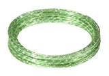 OASIS Diamond Florist Wire 12 Gauge-Floral Design D?_cor-Smithers-Oasis-Apple Green-10-