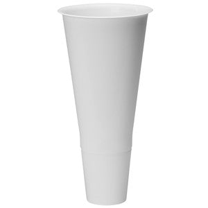 OASIS Cooler Flower Bucket Cones-Flower Containers-Smithers-Oasis-White-19 in-12