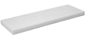 White STYROFOAM Sheets-STYROFOAM Products-Smithers-Oasis-0.5 x 12 x 36 in-40-