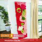 OASIS Floral Foam Flower Wall Tiles