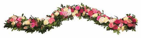 OASIS Floral Foam Garland-Floral Foam Shapes-Smithers-Oasis-32.8 ft-1-