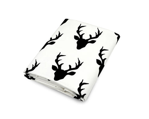 Deer Crib Sheet - Olli+Lime