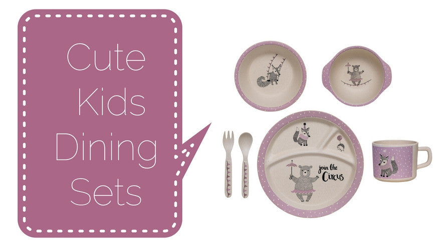 Cute Kids Dining Sets