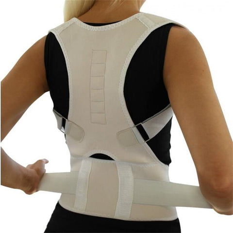 posture corrector back brace for women