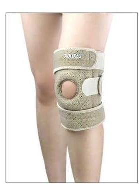 ALKS Adjustable Knee Support Brace with Patella Support