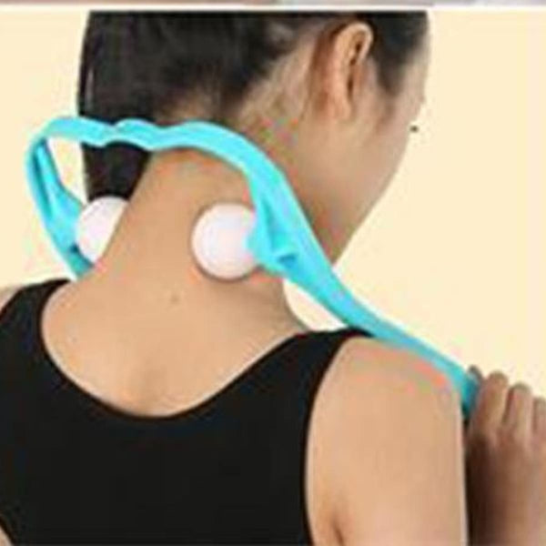 Dtp Neck And Shoulder Therapeutic Self-Massage Tool Dual Trigger Point Self Massage Tool