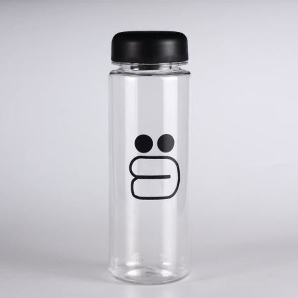 Garrafa Fruit My Water Bottle Infuser 500Ml Sports Water Bottle Bottle Chicken Black