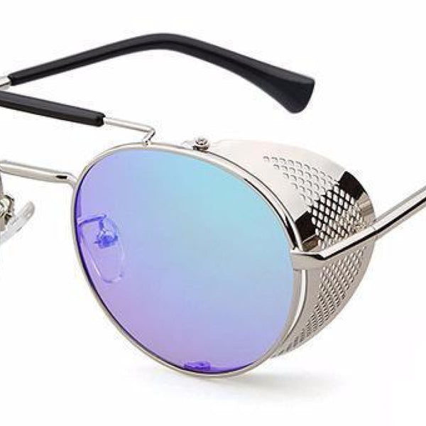 Metal Shield Steampunk Sunglasses A5 Steampunk Sunglasses