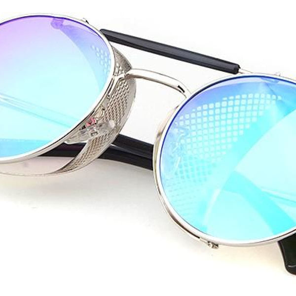 Metal Shield Steampunk Sunglasses Steampunk Sunglasses