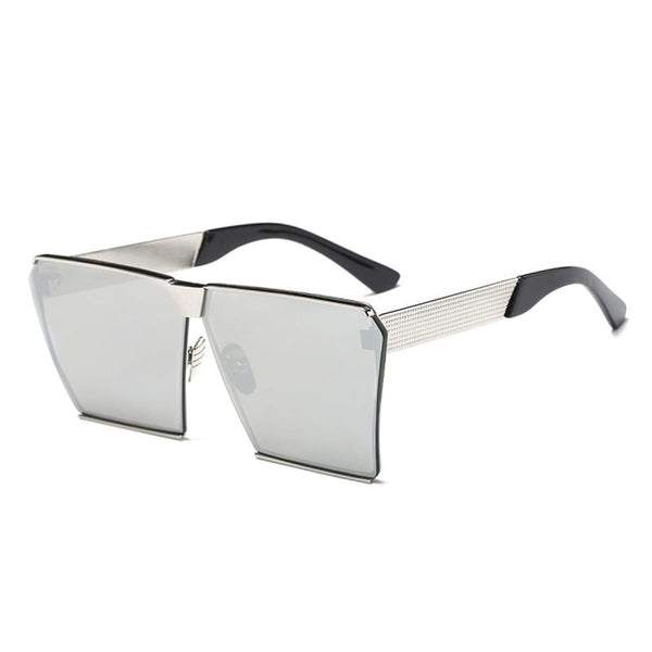 Rg 217 Sunglasses - Newest Design Silver Mirror Lens Sunglasses