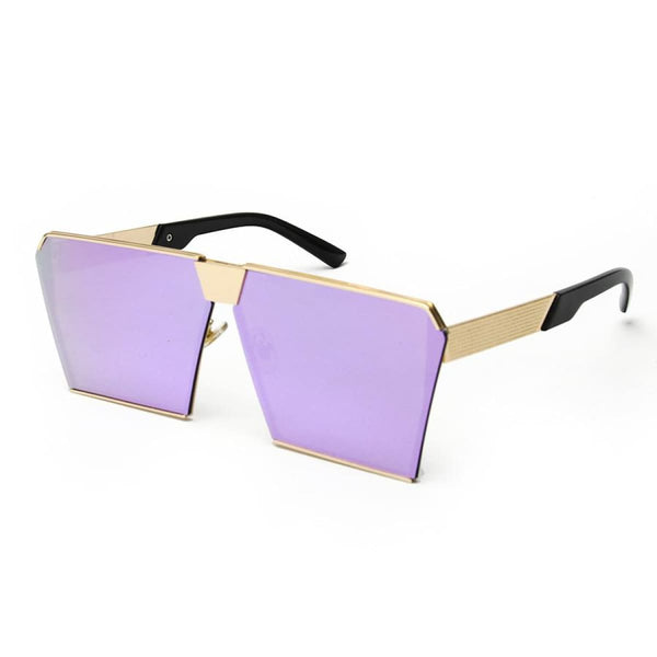 Rg 217 Sunglasses - Newest Design Purple Mirror Sunglasses