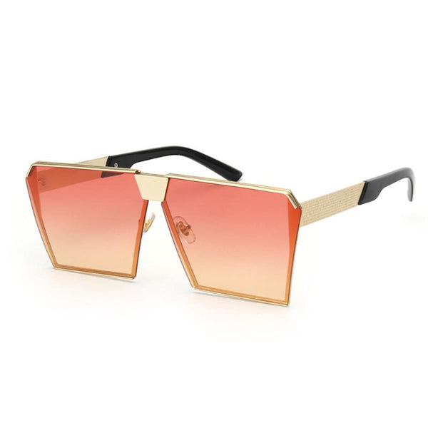 Rg 217 Sunglasses - Newest Design Orangle Lens Sunglasses