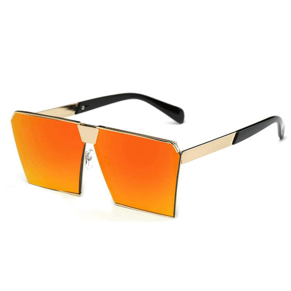 Rg 217 Sunglasses - Newest Design Red Mirror Sunglasses