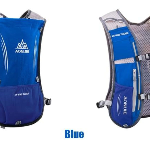 Tripack Hydration Pack Marathon Racing Vest Hiking Cycling Trail Running Backpack Running Vest Backpack