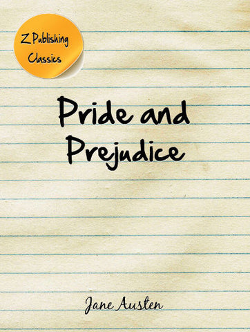 Pride and Prejudice (PDF)