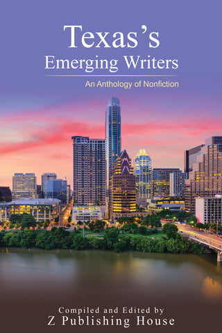 Texas's Emerging Writers: An Anthology of Nonfiction (Pre-Order)
