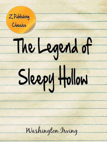 Legend of Sleepy Hollow (EPUB)