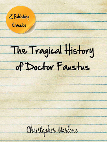 Tragical History of Doctor Faustus (PDF)
