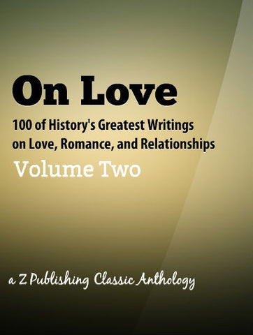On Love: Volume Two
