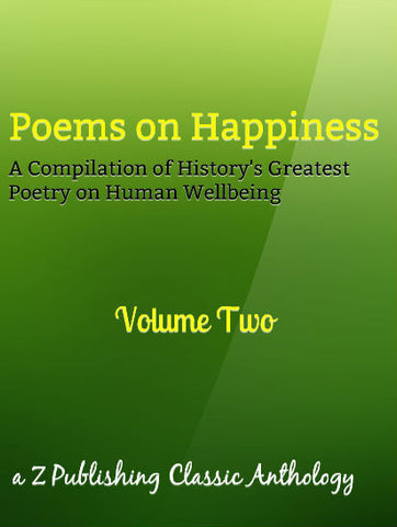 Poems on Happiness: Volume Two