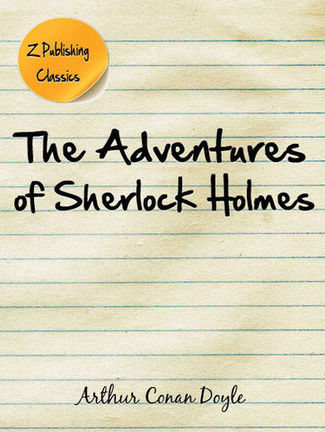 The Adventures of Sherlock Holmes (PDF)