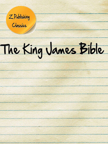 The King James Bible (PDF)