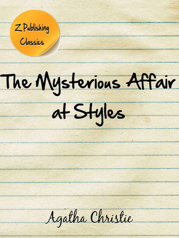 The Mysterious Affair at Styles (PDF)