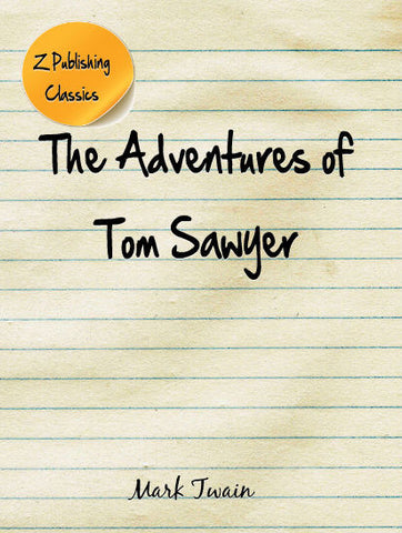 Adventures of Tom Sawyer (EPUB)