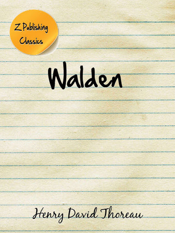 Walden (EPUB)
