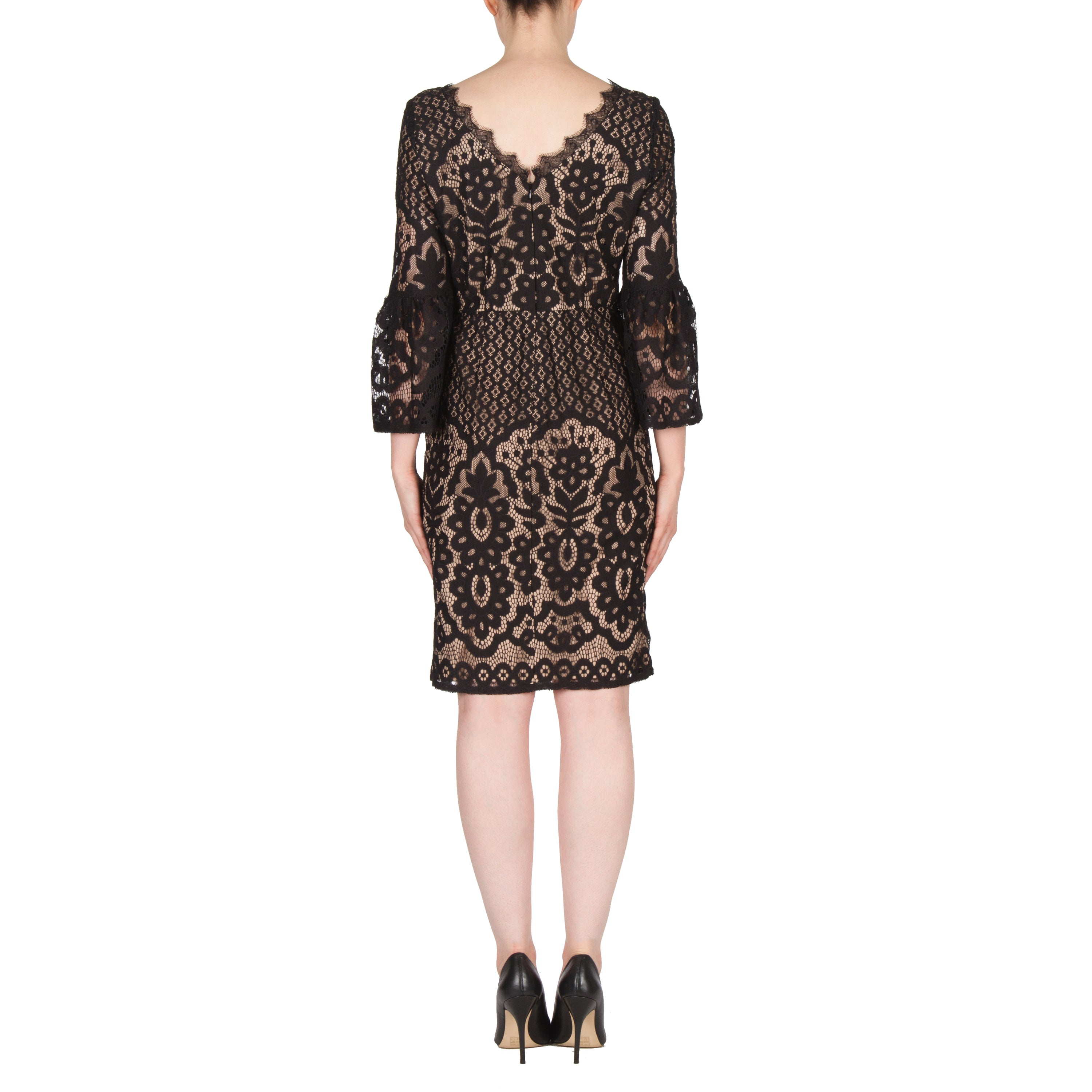4276c38515 ... Joseph Ribkoff 173531 Lace Dress - Villique