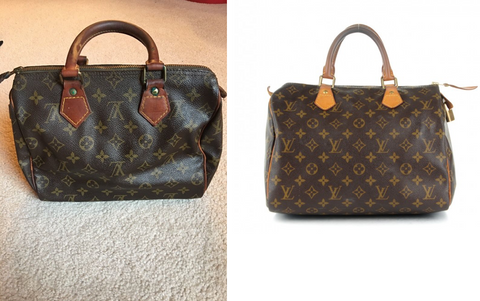 Louis Vuitton listing