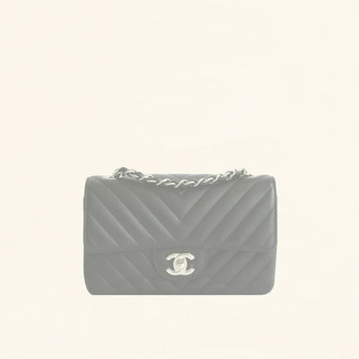 Chanel | Caviar Rectangular Flap Bag | Mini - The-Collectory