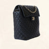 Chanel | Quilted Lambskin Urban Spirit Backpack GHW | Large - The-Collectory