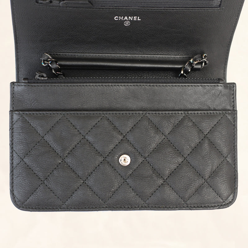 4c4803a8eb82 Chanel Classic Wallet On Chain Size | Stanford Center for ...