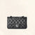 Chanel | Caviar Mini Rectangular Flap Bag | Black