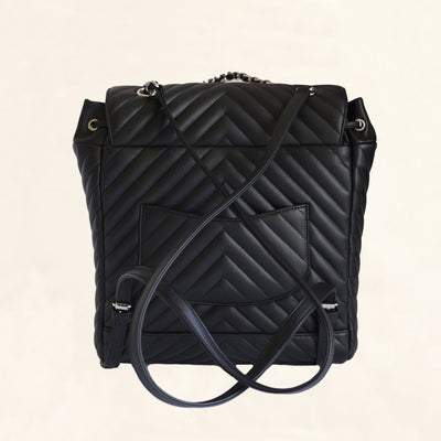 Chanel | Lambskin Urban Spirit Backpack | Large - The-Collectory