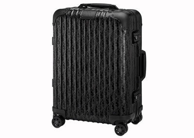 Dior Rimowa Cabin Aluminium Suitcase - The-Collectory