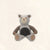 Louis Vuitton Doudou Teddy Bear White