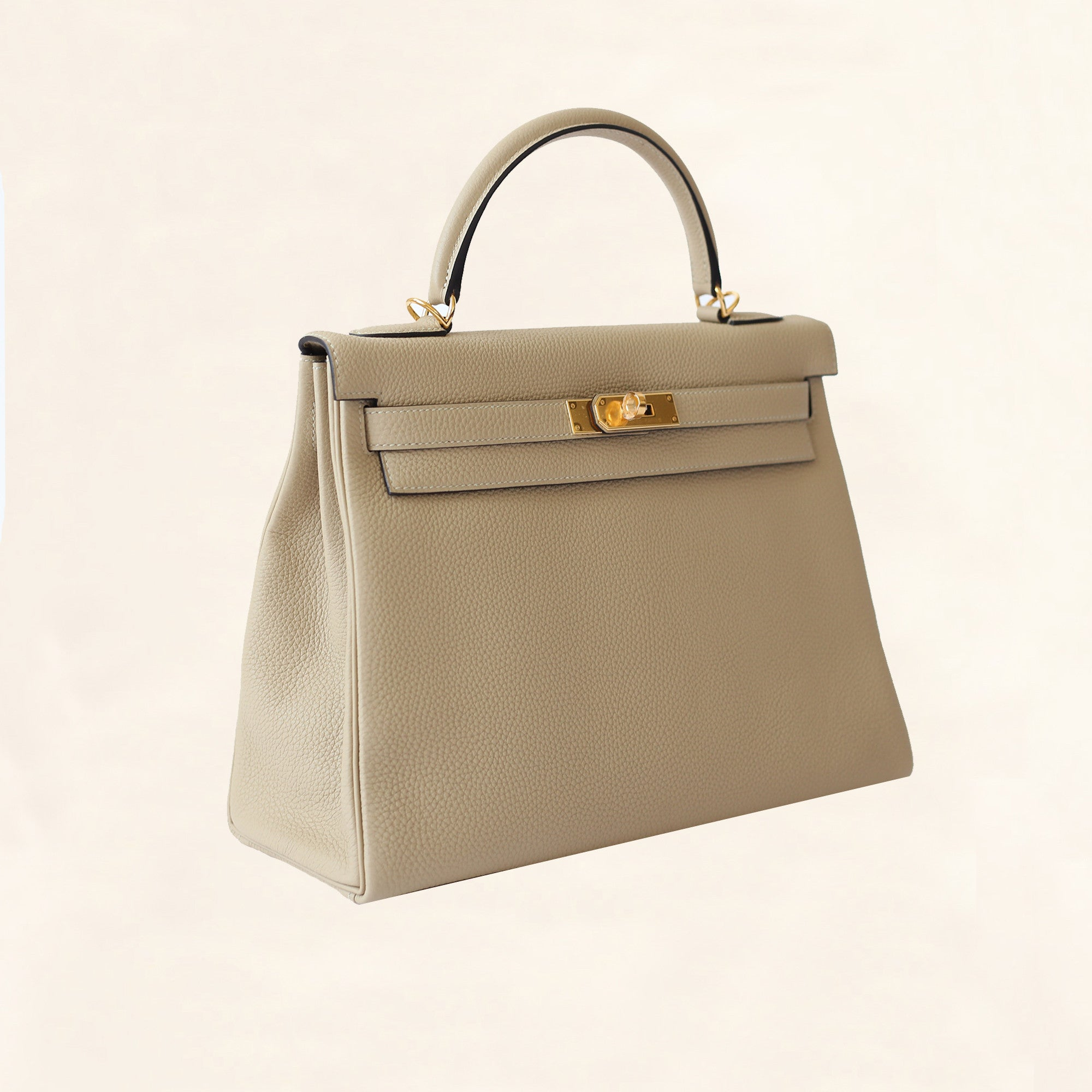 6b958e26dce06 ... france hermès trench togo retourne kelly gold hardware 32 the  collectory ff6c0 6aef8